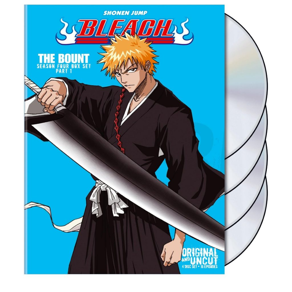 Bleach - Season 4 Part 1 Box Set