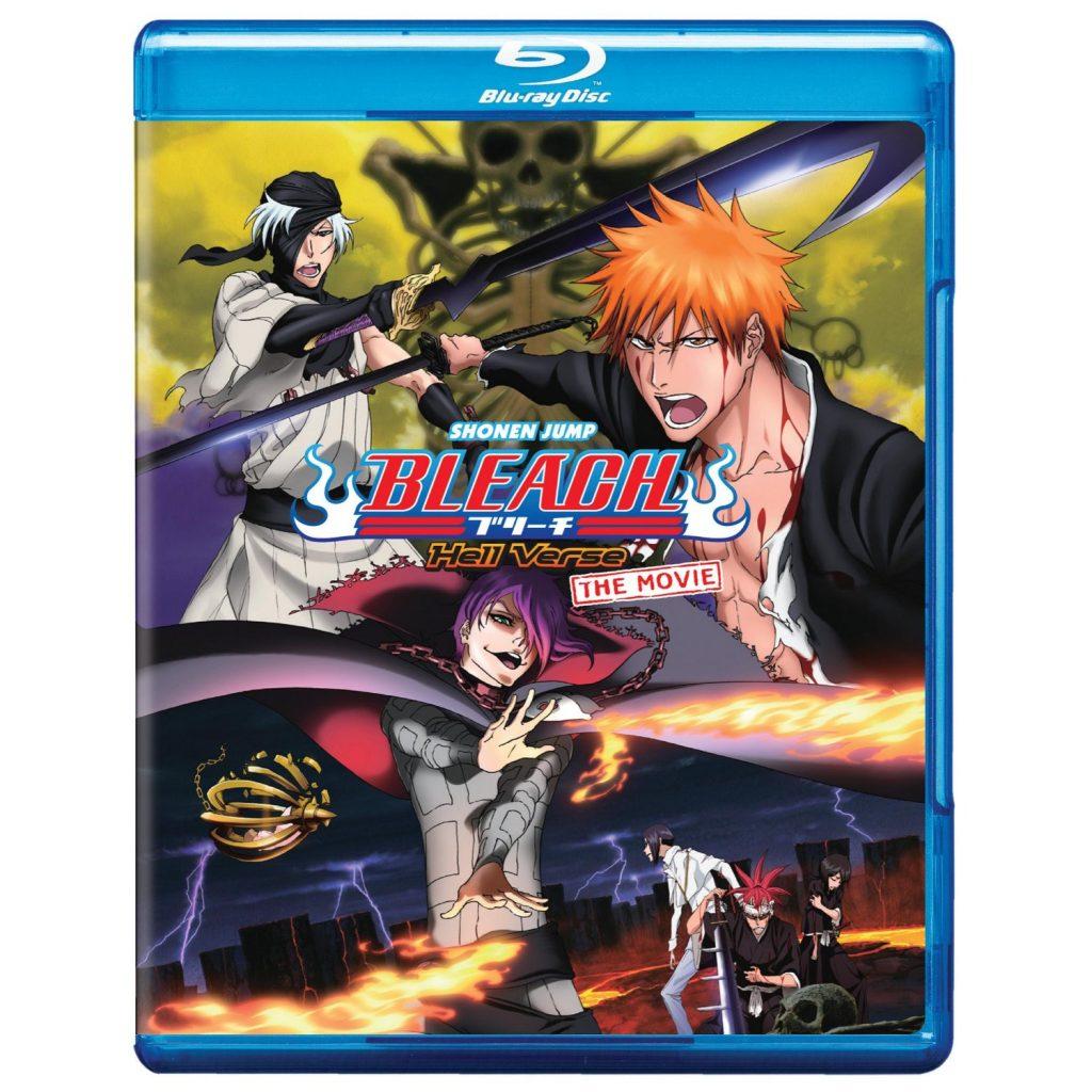 Bleach the Movie: Hell Verse Blu-ray