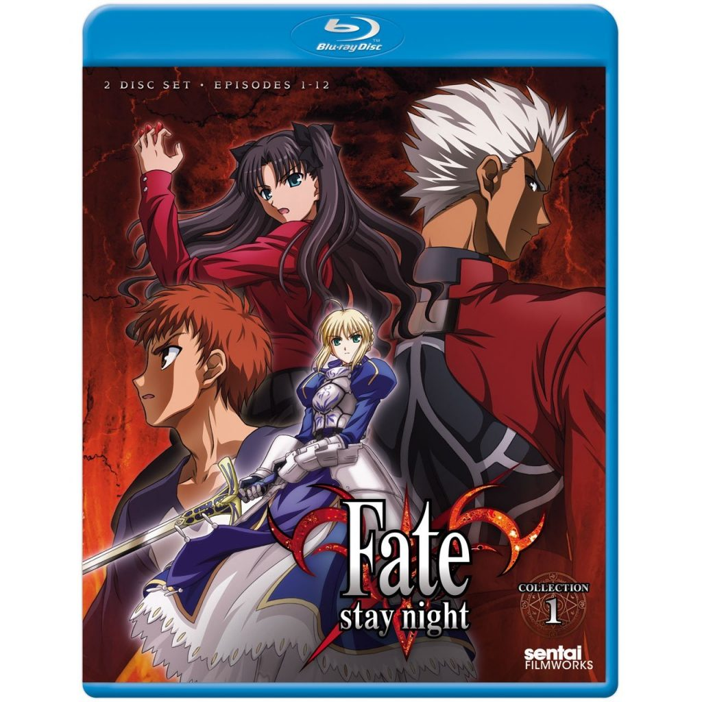Fate/stay night - Collection 1 Blu-ray