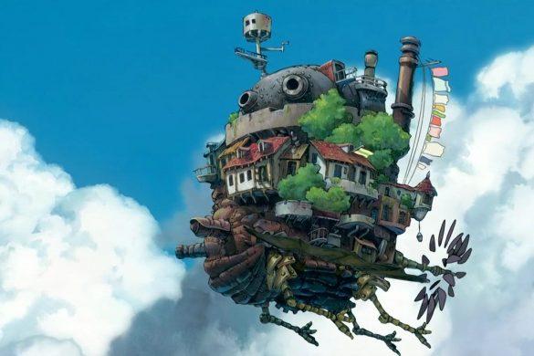 Howl's Moving Castle - Animes em Imagens