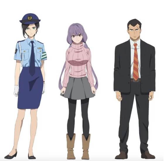 In/Spectre - Anime revela Segundo Vídeo Promo