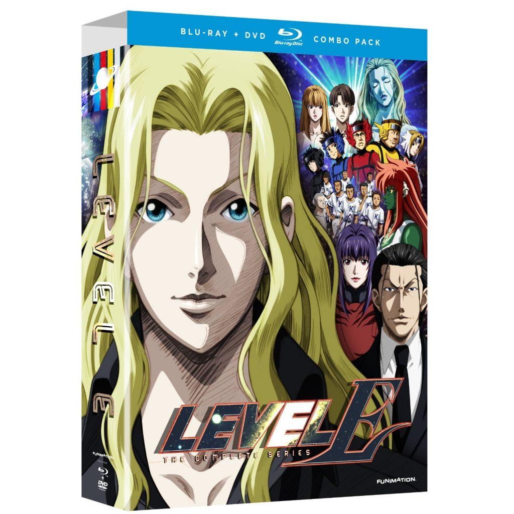 Level E - The Complete Series Blu-ray DVD Combo