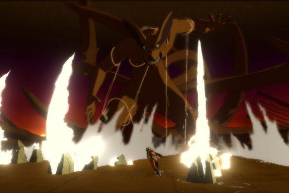 Naruto Shippuden: Ultimate Ninja Storm 3 – Naruto vs Kyuubi