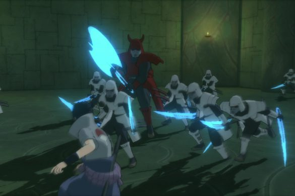 Naruto Shippuden: Ultimate Ninja Storm 3 – Sasuke vs Samurai