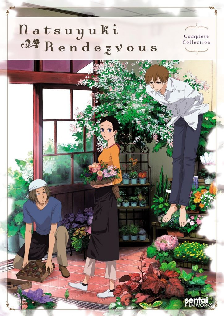 Natsuyuki Rendezvous - Complete Collection DVD