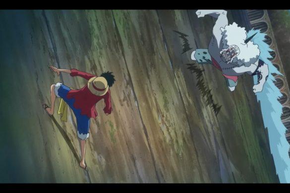 One Piece Episódio 566