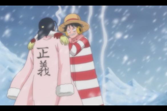 One Piece Episódio 596