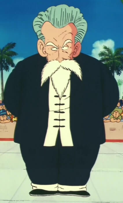 Personagens Dragon Ball - Jackie-Chun