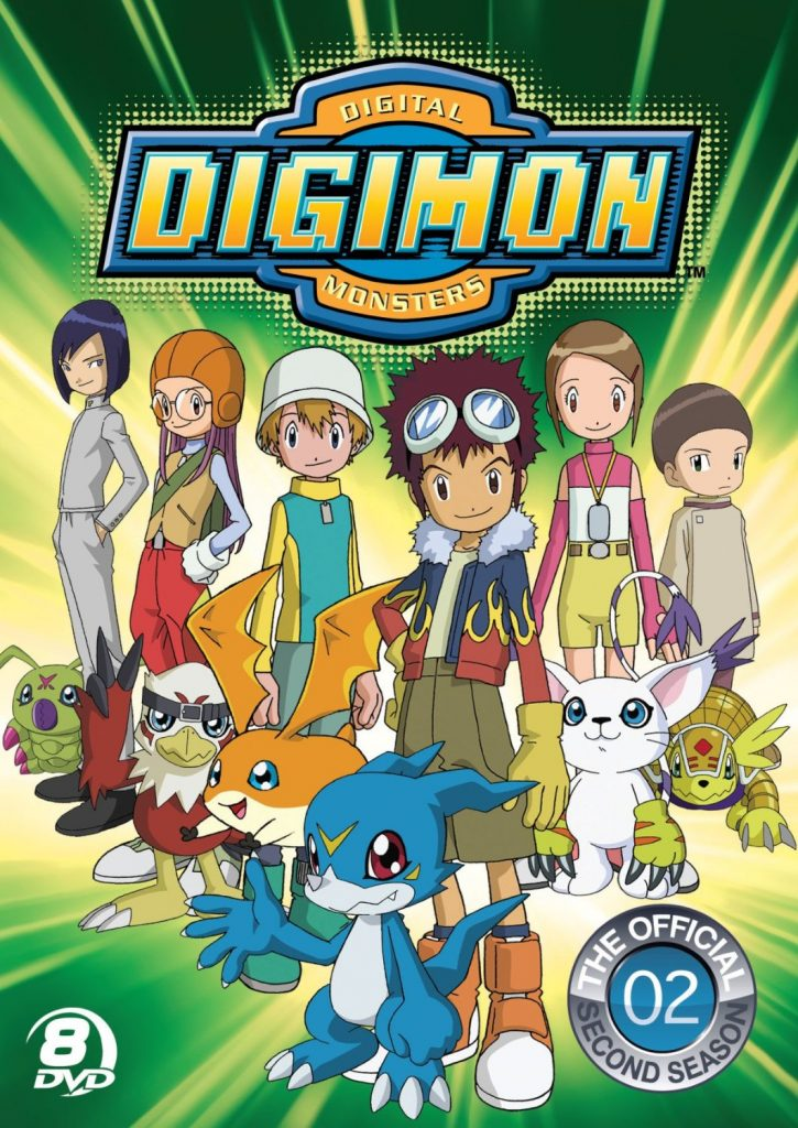 Digimon: Digital Monsters - The Complete Second Season DVD