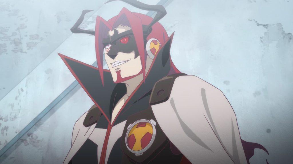 Yoru no Yatterman - Análise Anime