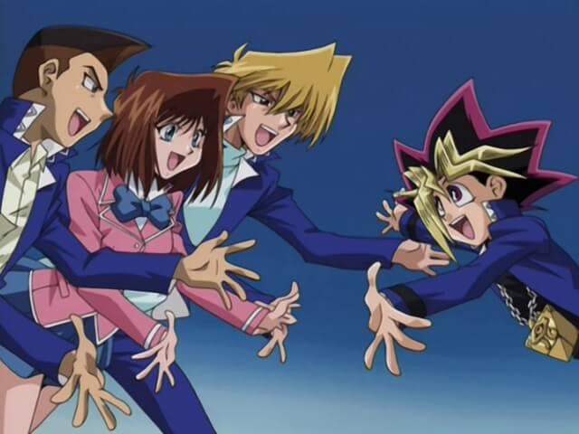 Yu-Gi-Oh! Duel Monsters - Ending Paradise