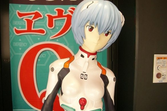 Akihabara: aqui vive-se o Anime! [Abril 2013]
