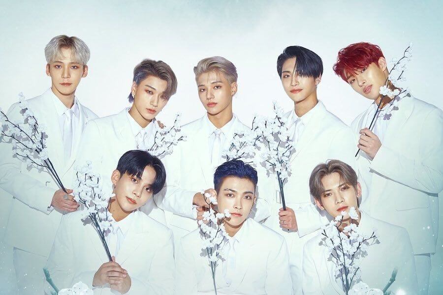 "ATEEZ anunciam início da Tour ""The Fellowship: Map The Treasure"""