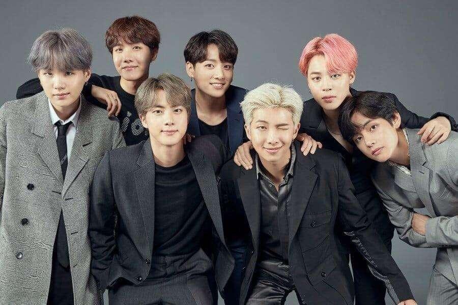 BTS abrem loja Pop-Up de larga escala em Seul