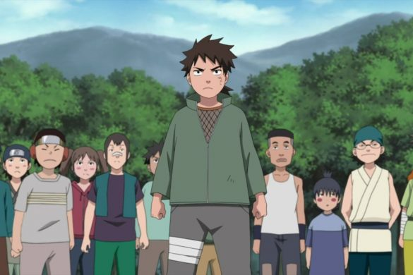 Naruto Shippuden Episódio 281