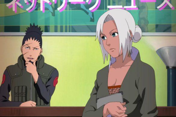 Naruto Shippuden Episódio 296