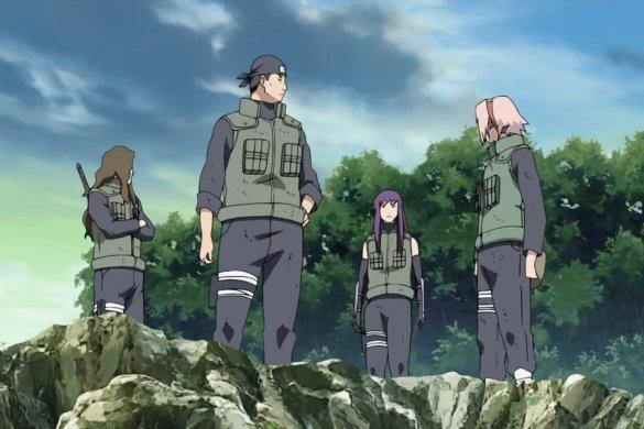 Naruto Shippuden Episódio 308