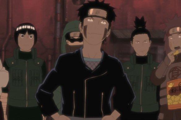 Naruto Shippuden Episódio 311