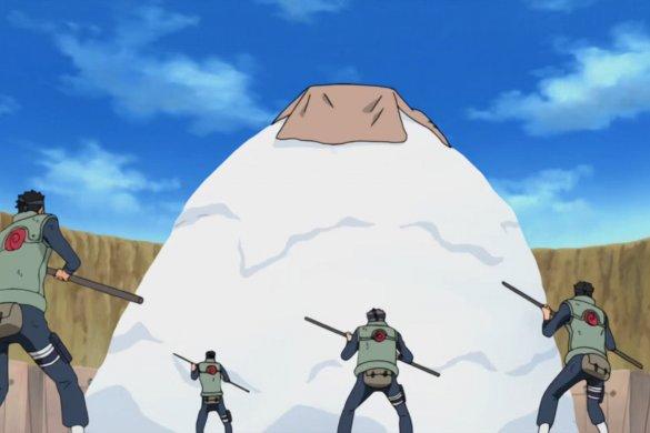 Naruto Shippuden Episódio 313