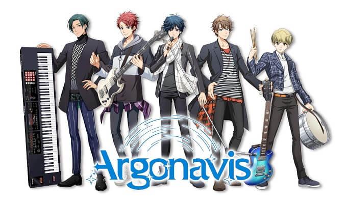 BanG Dream - boy band Argonavis vai receber Anime