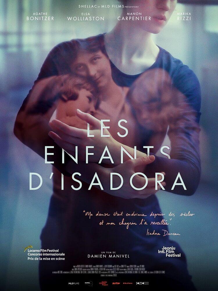 Cinema Asiático no LEFFEST - Lisbon & Sintra Film Festival 2019 Les Enfants d'Isadora