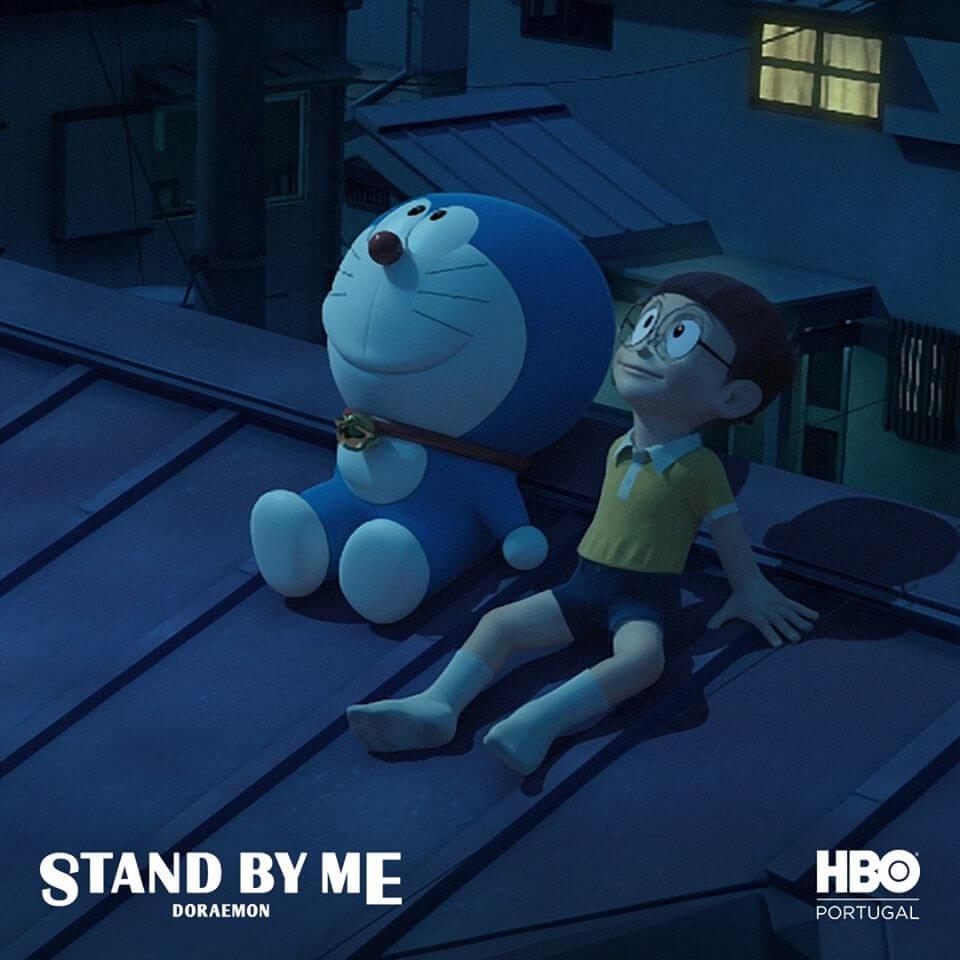 Stand By Me Doraemon - Filme Anime na HBO Portugal