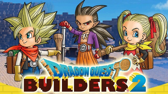 Dragon Quest Builders 2 revela Estreia para PC