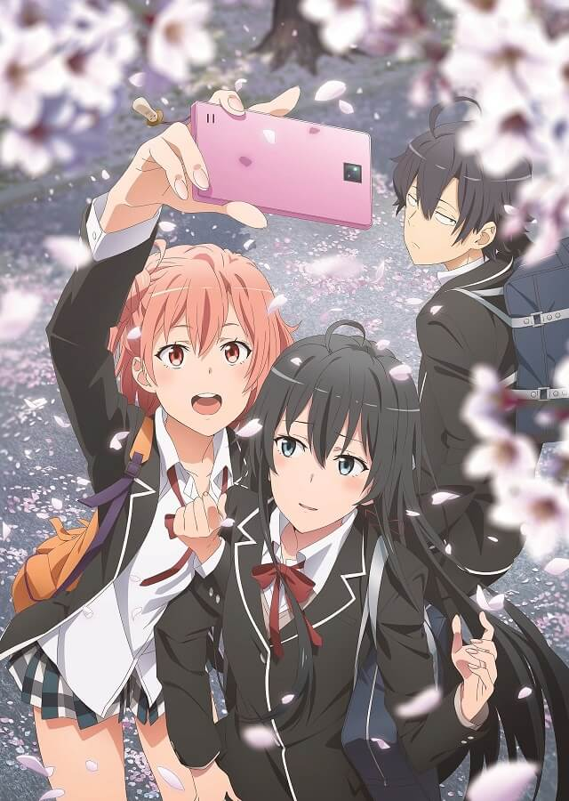 My Teen Romantic Comedy SNAFU - 3ª Temporada será a Última