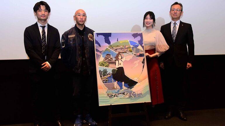 Natsunagu! - Governo de Kumamoto revela Anime