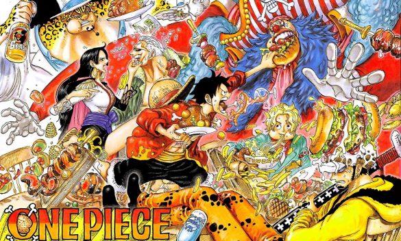 One Piece - Manga tem 460 milhões de cópias