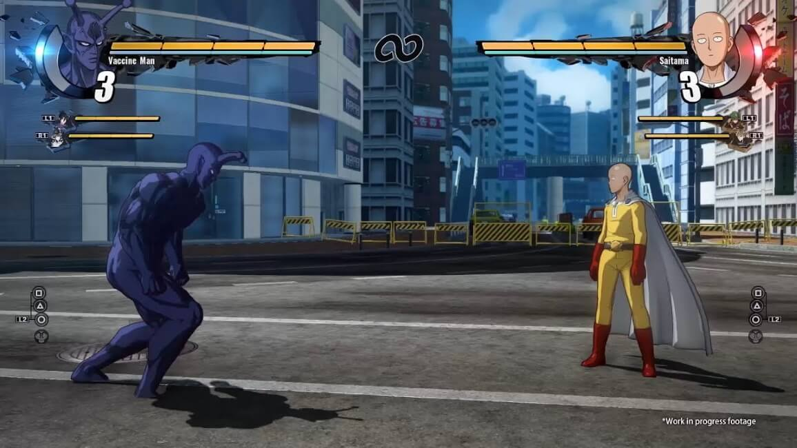 One Punch Man A Hero Nobody Knows (Closed Beta) – Primeiras Impressões