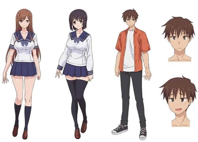 Overflow - Manga para Adultos recebe Anime