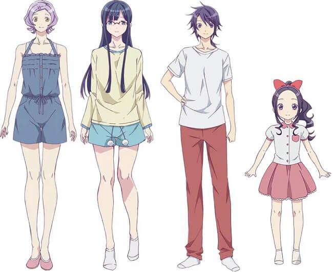 Runway de Waratte - Anime revela 3º Vídeo de Personagem