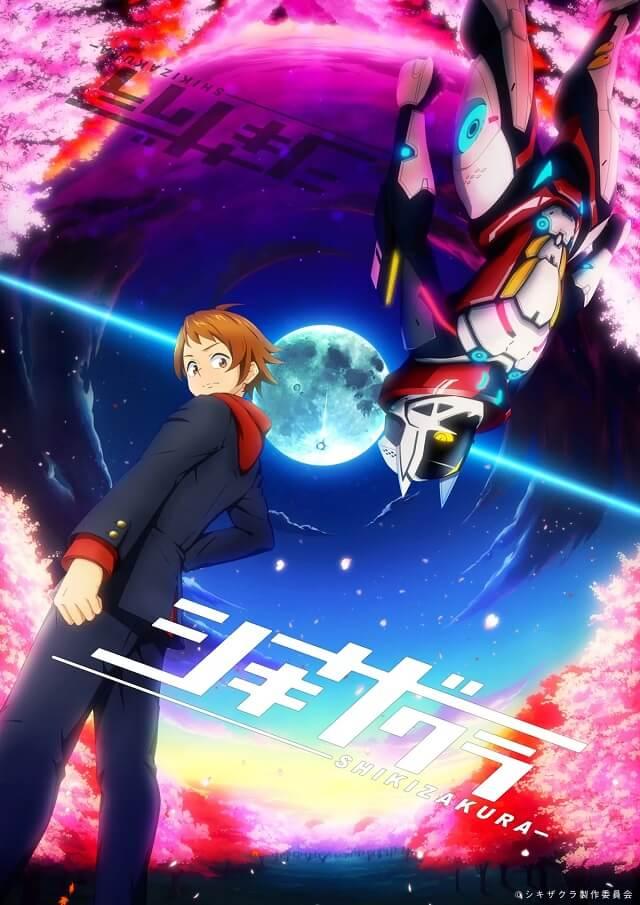 Shikizakura - Anime Original revela Vídeo Promocional