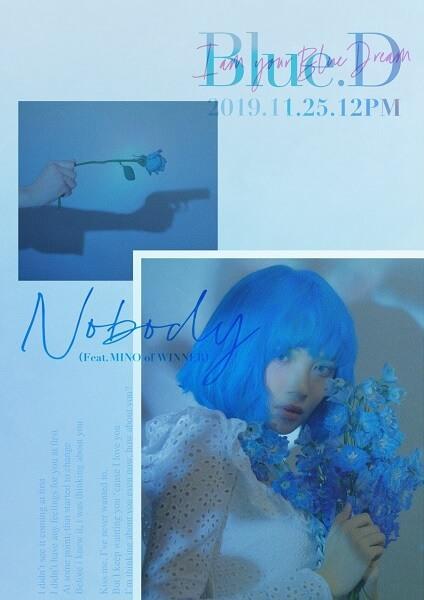 WINNER - Song Mino reúne-se com Blue.D para Single de Estreia