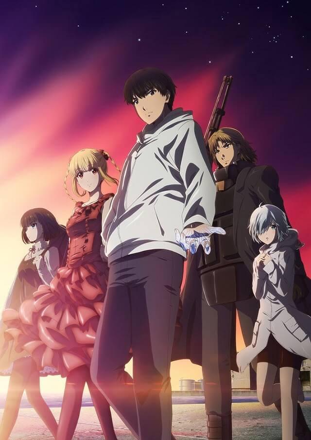 Darwin's Game – Anime revela Novo Vídeo Promocional