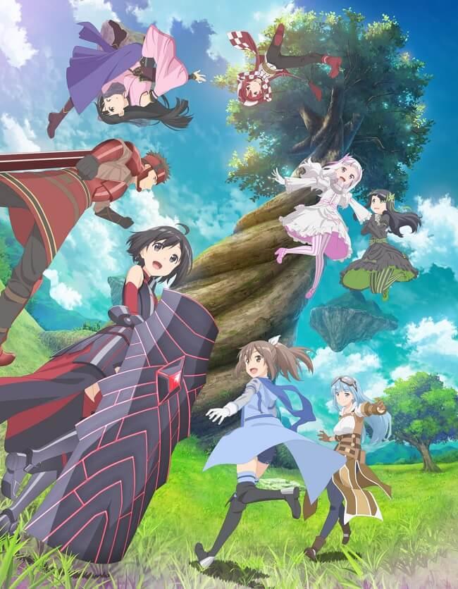 BOFURI - Anime revela Segundo Vídeo Promocional