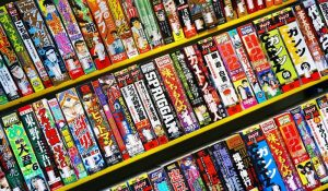 Top Manga mais vendidos no Japão por volume