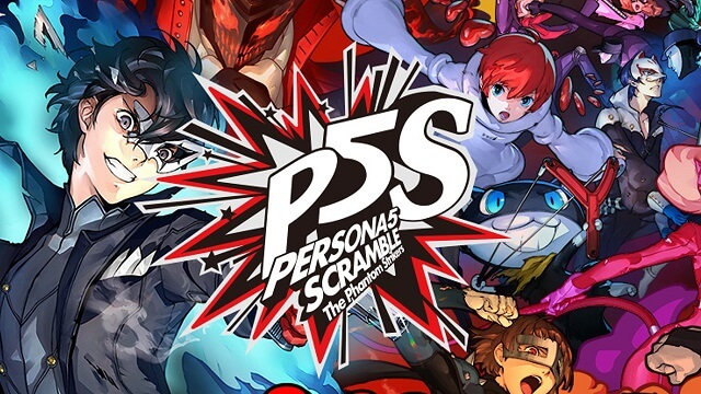 Persona 5 Strikers recebe Trailer'All-Out Action'
