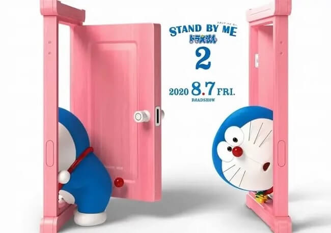 Stand By Me Doraemon - Filme Anime CG recebe Sequela