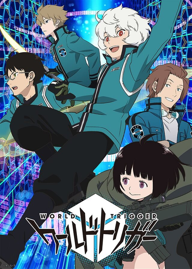 World Trigger - Anime recebe Nova Temporada