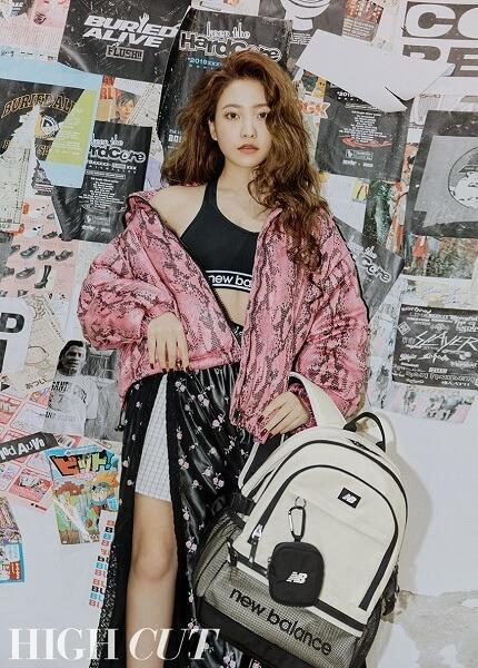 Yeri das Red Velvet revela a sua Ideia de Felicidade