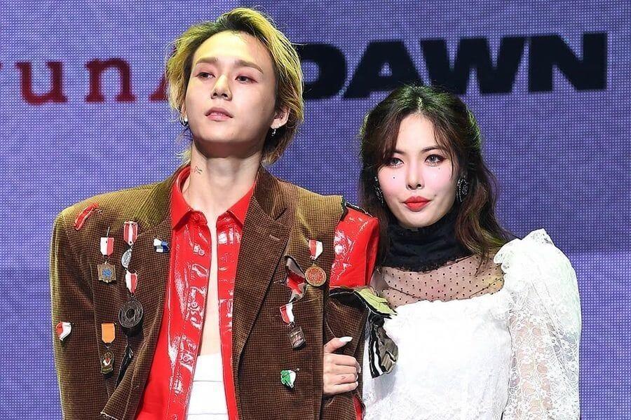 HyunA e DAWN falam sobre Planos para Comeback