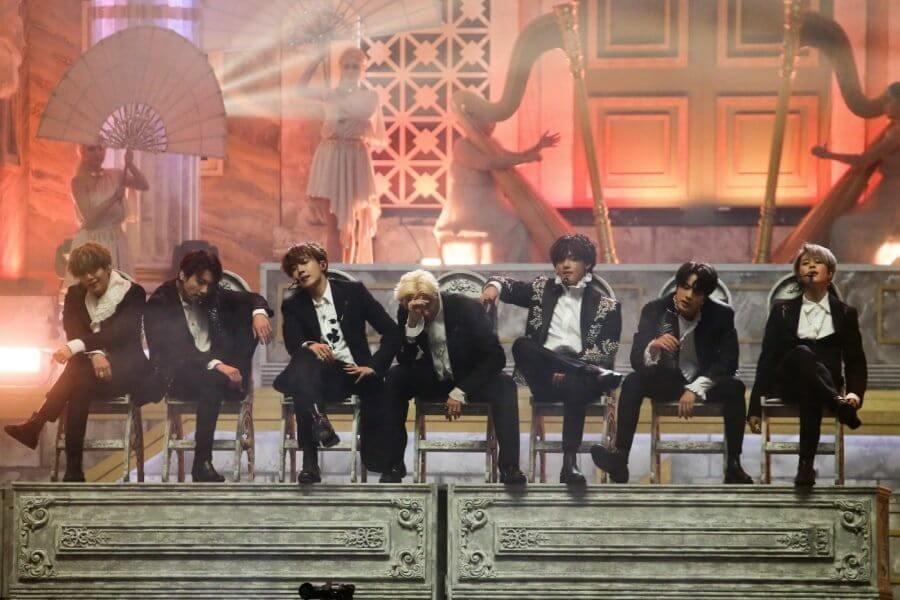 Melon Music Awards revelam Preparação de 3 Meses para Atuação dos BTS ptAnime Kpop Music Awards 2019 - Resultados