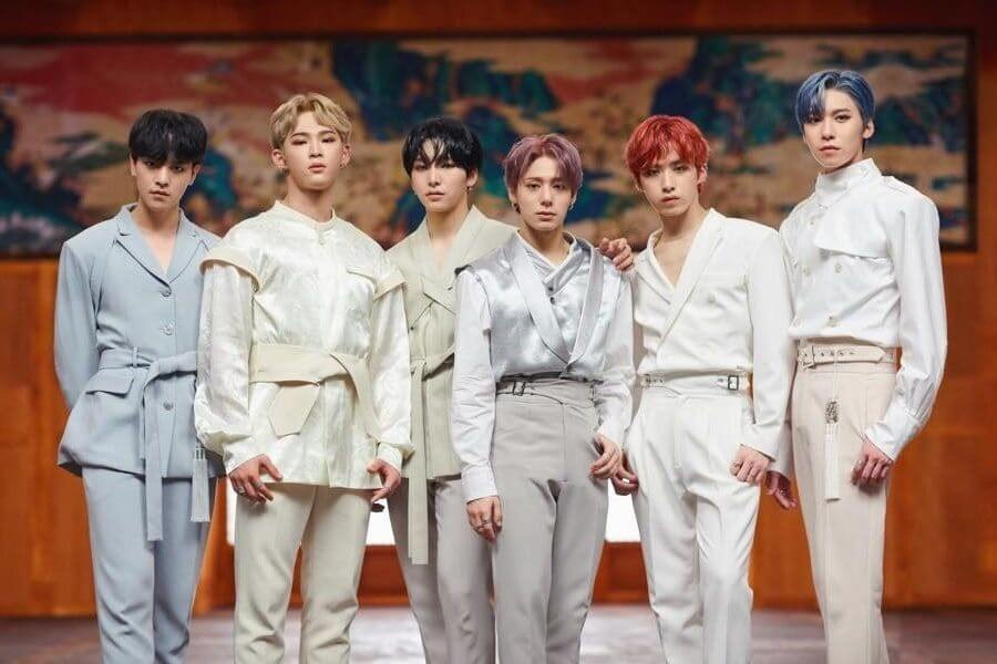 ONEUS revelam as Cores Oficiais do Grupo