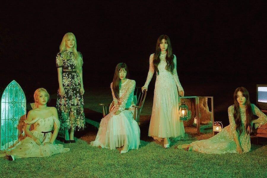 """Red Velvet no topo das Tabelas em Tempo Real com """"Psycho"""" Top Girl Groups Mais Reputados de Abril 2020"""