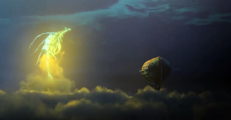 KŪTEI DRAGONS – ANIME REVELA NOVO VÍDEO PROMO