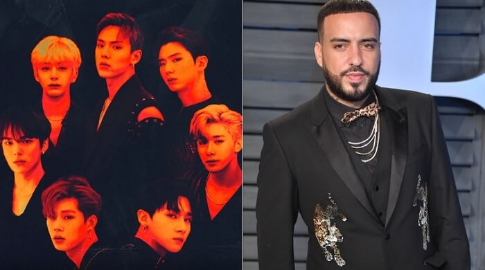 monsta x who do u love french montana colaboraçao 1 ptAnime Kpop Music Awards 2019 - Resultados