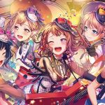 BanG Dream! – Single de Poppin Party em #1 na Oricon