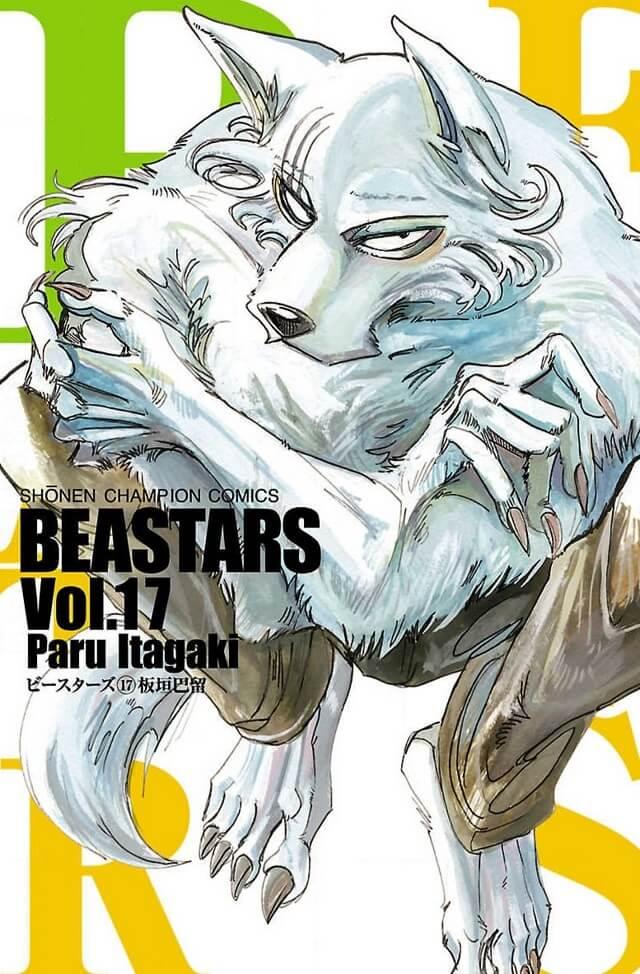 BEASTARS - Manga de Paru Itagaki com Fim à Vista